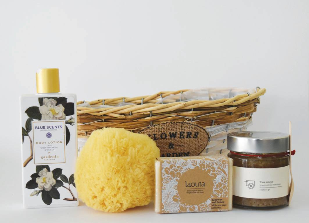 Natural Cosmetics & Olive Oil Soap-making Seminar
