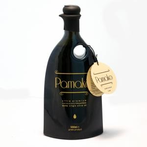 Pamako - Μονοποικιλιακό Βιολογικό Εξαιρετικό Παρθένο Ελαιόλαδο