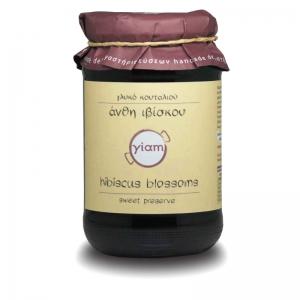Yiam - Γλυκό Κουταλιού από Άνθη Ιβίσκου