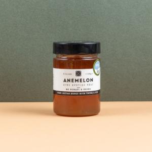 Anemelon - Μέλι με Θυμάρι & Πεύκο, 450g
