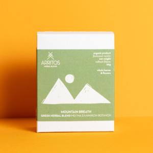 Arritos - Βιολογικό Mountain Breath