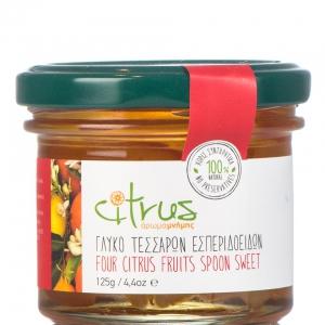 Citrus - Γλυκό Κουταλιού 4 Εσπεριδοειδή