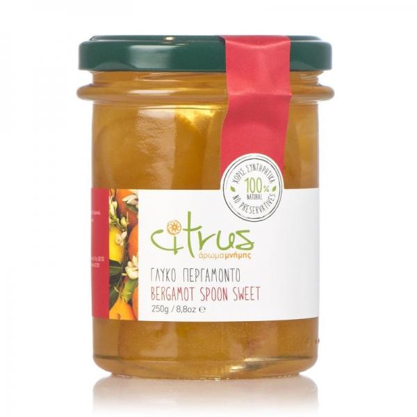 Citrus - Γλυκό Κουταλιού Περγαμόντο