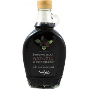 Βιοαγρός - Βιολογικό Σιρόπι Cranberries