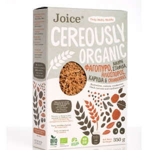 Joice - Βιολογικά Δημητριακά με Φαγόπυρο