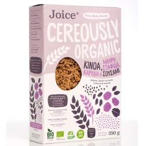 Joice - Βιολογικά Δημητριακά με Κινόα