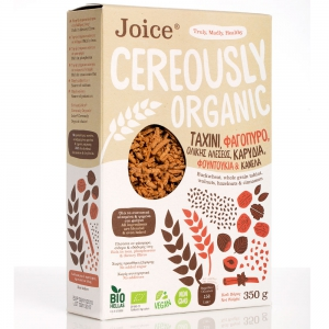 Joice - Βιολογικά Δημητριακά με Ταχίνι