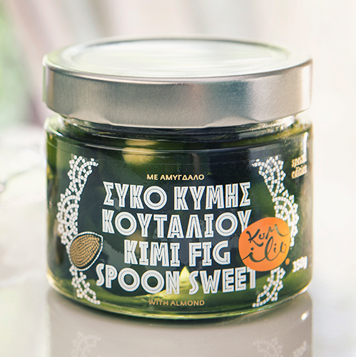 Kumilio - Γλυκό Κουταλιού Σύκο Κύμης