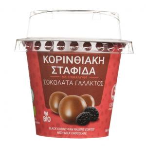 Leon - Βιολογική Κορινθιακή Σταφίδα με Σοκολάτα Γάλακτος