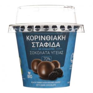 Leon - Βιολογική Κορινθιακή Σταφίδα με Σοκολάτα Υγείας