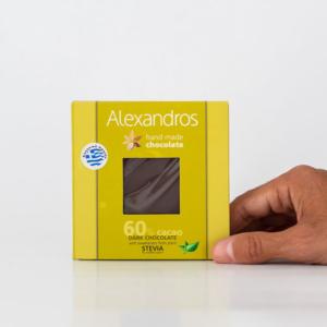 Alexandros - Σοκολάτα Υγείας Στέβια