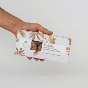 Petits Grecs - Μπισκότα με Ταχίνι