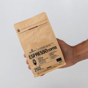 Semprevivo - Βιολογικός Καφές Espresso