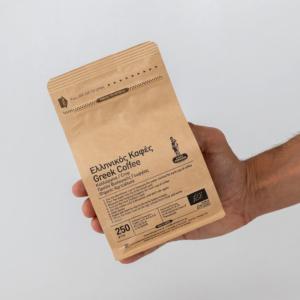 Semprevivo - Ελληνικός Βιολογικός Καφές