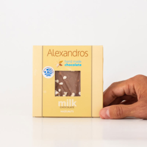 Alexandros - Σοκολάτα Γάλακτος Φουντούκι
