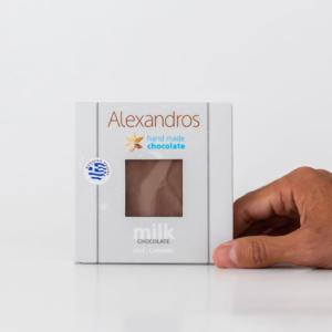 Alexandros - Σοκολάτα με Καραμέλα & Αλάτι