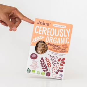 Joice - Βιολογικά Δημητριακά με Αμάρανθο