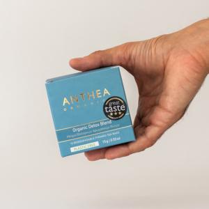 Anthea Organics - Μίγμα Detox