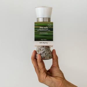 Salt Odyssey - Θαλασσινό Αλάτι με Βότανα της Μεσογείου