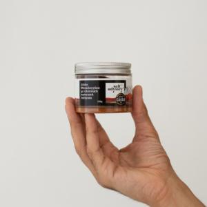 Salt Odyssey - Θαλασσινό Αλάτι με Καπνιστή Πάπρικα σε Βάζο