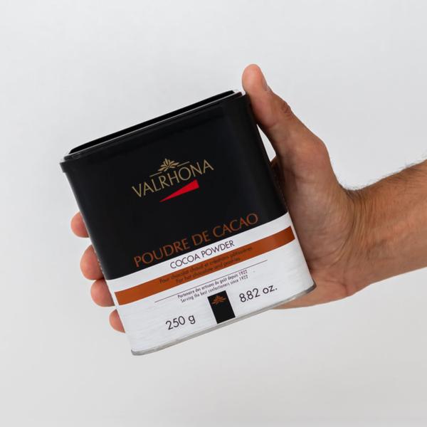 Valrhona - Σκόνη Σοκολάτας 100% Κακάο