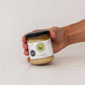 Amvrosia Gourmet - Σκορδαλιά με Ρεβύθια