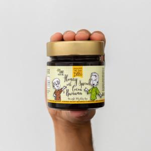 The Bee Bros - Κρέμα Μελιού με Κακάο & Μπανάνα