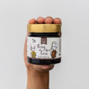 The Bee Bros - Κρέμα Μελιού με Κακάο