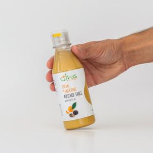 Citrus - Μουστάρδα με Χιώτικο Μανταρίνι και Λάδι Τρούφας