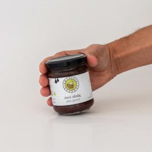 Amvrosia Gourmet - Πατέ Μαύρης Ελιάς