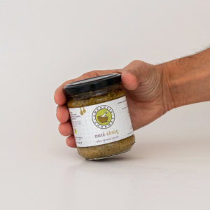 Amvrosia Gourmet - Πατέ Πράσινης Ελιάς