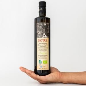 Notus - Βιολογικό Εξαιρετικό Παρθένο Ελαιόλαδο