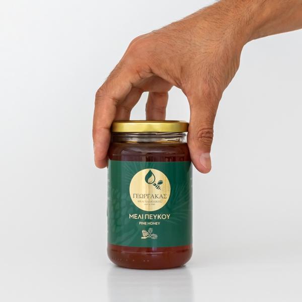 Γεωργάκας – Μέλι Πεύκου