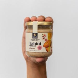 Lenas Gourmet - Άλειμμα Ταχινιού με Αμύγδαλο