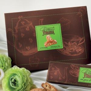 Virginia - Cantucci Τραγανά Μπισκότα Αμυγδάλου