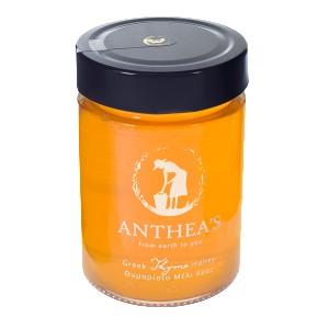 Anthea's - Ακατέργαστο Θυμαρίσιο Μέλι
