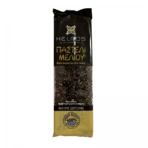 Χελμός - Παστέλι Μελιού με Μαύρο Σουσάμι