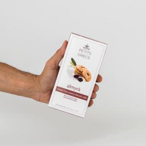 Petits Grecs - Αλμυρά Μπισκότα με Φέτα και Ελιές