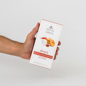 Petits Grecs - Αλμυρά Μπισκότα με Φέτα και Καυτερή Πιπεριά