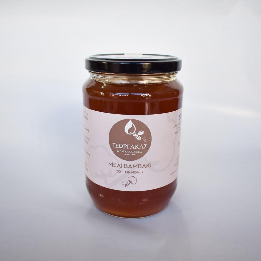 10 προϊόντα: μέλι βαμβάκι