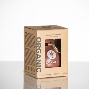 Ladolea - Βιολογικό Γλυκό Ξύδι με Περγαμόντο