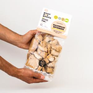 Ντουρουντούς - Βιολογικό Παξιμάδι Βρώμης χωρίς Αλάτι