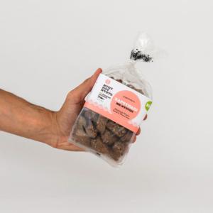 Ντουρουντούς - Βιολογικό Χαρουπάκι με Φυστίκι & Σταφίδα