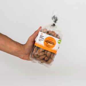 Ντουρουντούς - Βιολογικά Κουλουράκια Πορτοκαλιού με Dinkel
