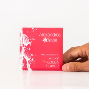 Alexandros - Σοκολάτα Γάλακτος Milky & Cocoa Flavor
