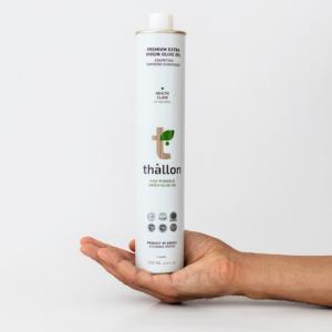 Thallon - Premium Έξτρα Παρθένο Ελαιόλαδο, Αγουρέλαιο