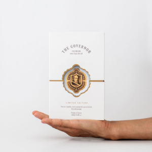 The Governor - Premium Εξαιρετικό Παρθένο Ελαιόλαδο
