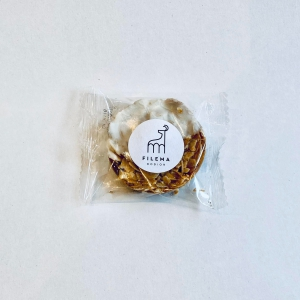 Filema - Φλωρεντίνες με Λευκή Σοκολάτα