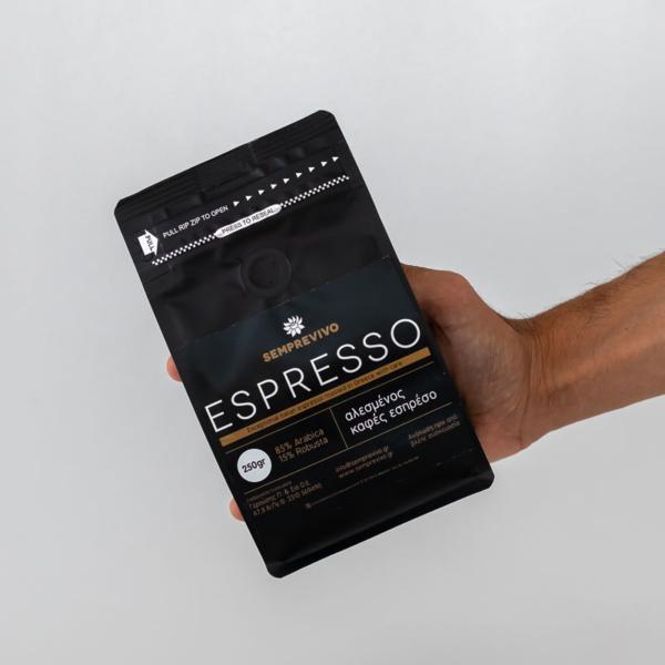 Semprevivo - Καφές Espresso