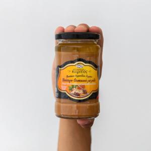 Ellinikos Karpos - Φυστικοβούτυρο Σερρών με Μέλι
